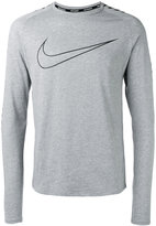 Nike logo top - men - Cotton/Polyester - XL