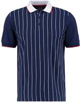 Merc Tyson Polo Shirt Navy