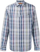 Barena checked shirt - men - Cotton/Linen/Flax - 50