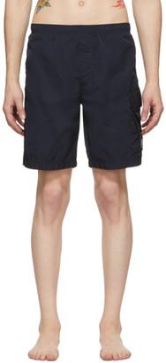 C.P. Company Navy Pocket Swim Shorts