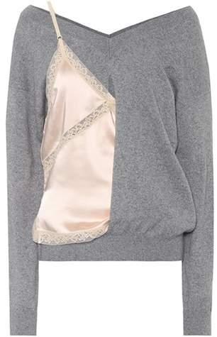 Alexander Wang Wool-blend sweater