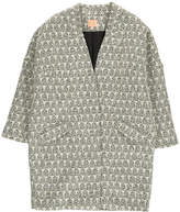 LOUISE MISHA Sekla Jacquard Coat - Teen & Women's Collection