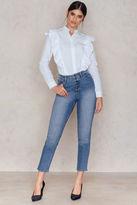 Cheap Monday Donna Dash Blue Jeans