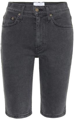 Nanushka Kiki stretch-denim shorts
