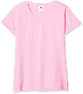 Fruit of the Loom Women Valueweight 5 T-Shirt