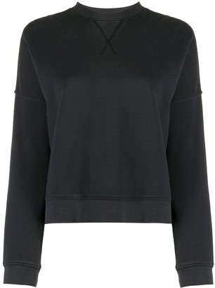 YMC Crew-Neck Cotton Sweatshirt