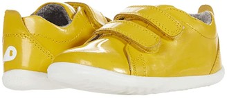 Bobux Step Up Grass Court - Waterproof (Infant/Toddler) (Yellow 2) Kid's Shoes