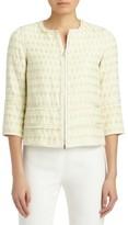 Lafayette 148 New York Women's Aisha Amor Jacket
