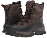 Columbia Bugaboot Plus IV Omni-Heat Wide (Cordovan/Dark Adobe) Men's Cold Weather Boots