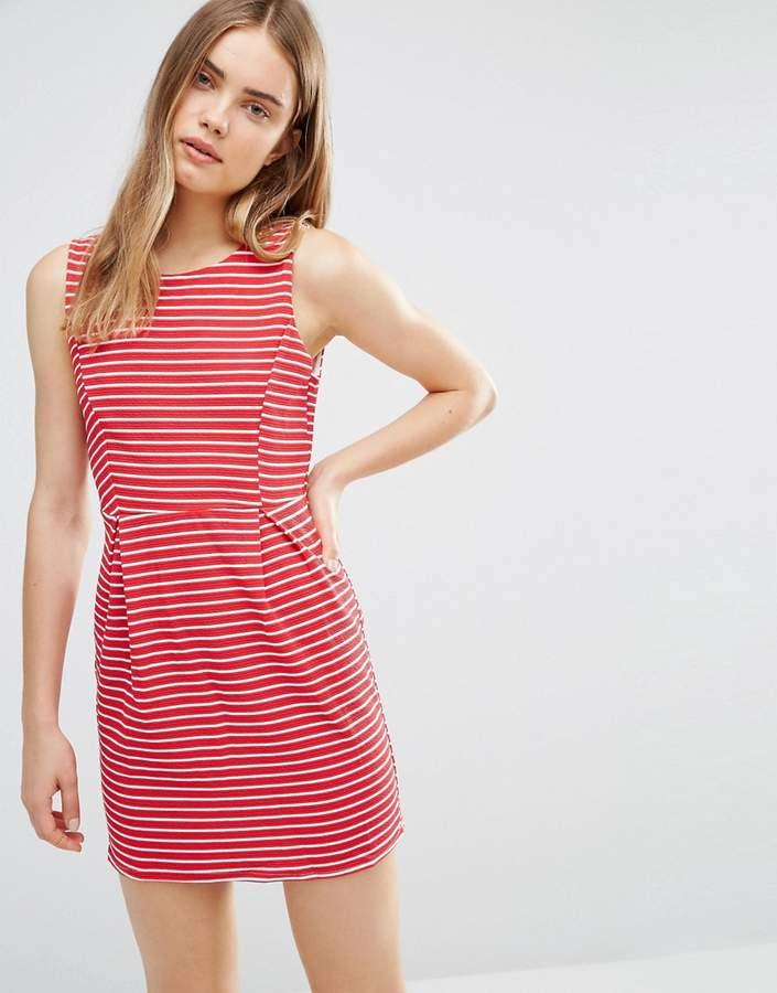 Wal G Dress In Stripe