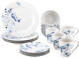 Paula Deen Blossom Dinnerware Set (16 PC)