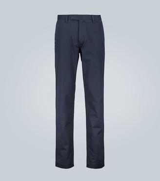 Polo Ralph Lauren Slim-fit cotton pants