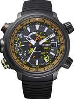 Citizen Men's Eco-Drive BN4026-09E Grey Silicone Eco-Drive Watch