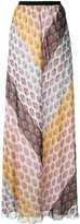 Giamba floral print skirt - women - Silk/Polyester - 40