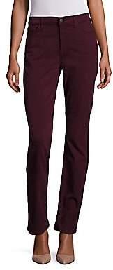7 For All Mankind Jen7 by Women's Slim Straight-Leg Jeans