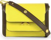 Marni Mini leather trunk bag