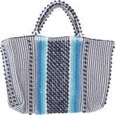 ANTONELLO Telti Chelu Striped Tote