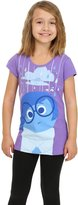 Disney girls Girls Inside Out Sadness Raining Shirt