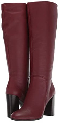 Kenneth Cole New York Justin (Burgundy) Women's Boots