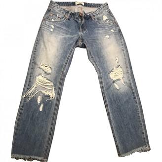 One Teaspoon Blue Denim - Jeans Jeans for Women