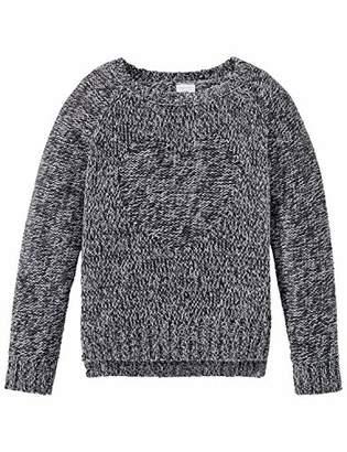 Schiesser Rebell Girl Pullover T-Shirt,(Size: 0)