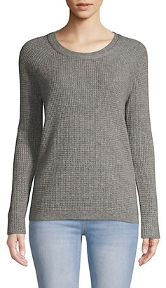 Qi Textured Cashmere Sweater