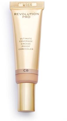 Revolution Pro Ultimate Coverage Crease Proof Concealer 12G C8