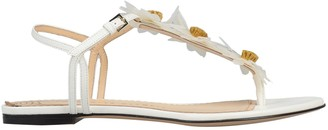 Charlotte Olympia Toe strap sandals