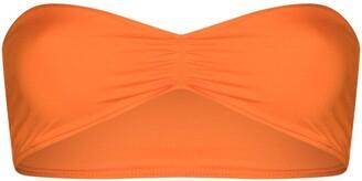 Frankie's Bikinis Jeanette bandeau bikini top