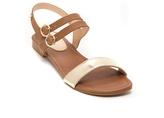Tommy Hilfiger Final Sale-Double Strap Flat Sandal