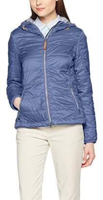 Camel Active Women's 5X44 Blouson Long Sleeve Jacket - Blue - UK