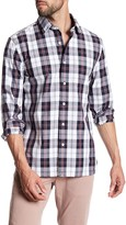 Jack Spade Grant Cunningham Plaid Trim Fit Shirt