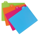 Cuisinart Color-Coded Cutting Mats (Set of 4)