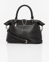 Le Château Leather-Like Tote & Crossbody Bag