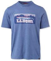 L.L. Bean L.L.Bean Performance Graphic Tee, Short-Sleeve