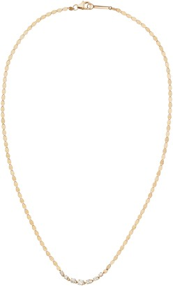 Lana Diamond Front Chain Choker Necklace