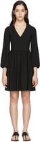 Chloé Black Deep-v Dress