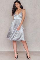 Bardot Sierra Pleated Dress