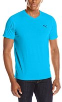 Puma Men's Essential Short-Sleeve V-Neck T-Shirt