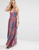 Free People Unattainable Maxi Dress