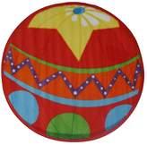 Fun Rugs Fun RugsTM Fun Time Circus Ball Rug