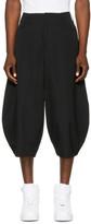 Comme des Garcons Black Oversized Balloon Shorts