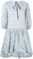 Garpart floral print flared dress