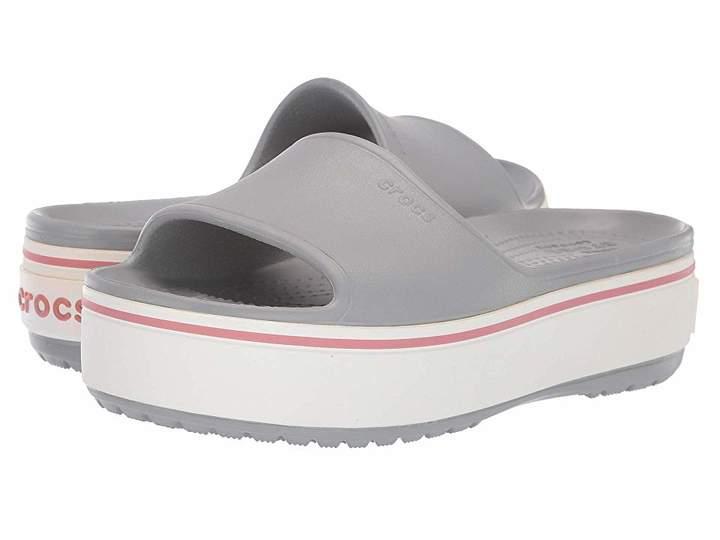 caebbe698c5a Crocs Slide Women s Sandals - ShopStyle