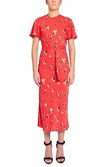 Rebecca Vallance Ruby S/S Midi Dress