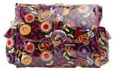 Kalencom Laminated Buckle Bag, Dandelion Berries by