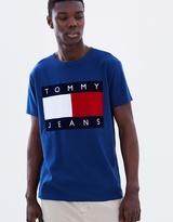 Tommy Hilfiger 90s Flock T-Shirt