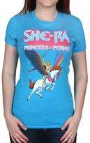 Mighty Fine She-Ra Swift Wind Power Women's T-Shirt