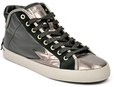 Crime London FAITHHIEXPLOSION - Leather Sneaker