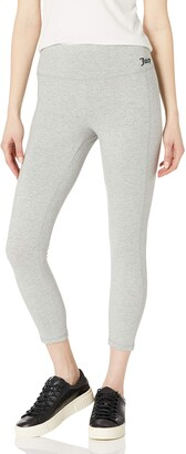 Juicy Couture Women's Essential Cotton 7/8 Legging with Pocket